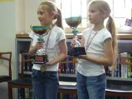 2008 Paris Spelling Bee winners