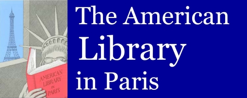 Thank you American Library in Paris for your collaboration and support since the very beginning!!