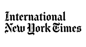 "Thank you International New York Times for providing each finalist with a copy of ""120 years of Front Page News: 1887-2007"""