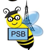 PSB logo (copyright ParisSpellingBee)